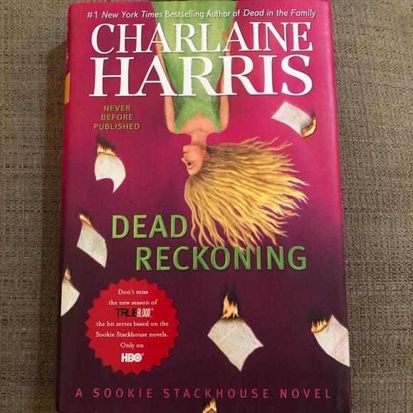 Dead Reckoning a Sookie Stackhouse Novel
